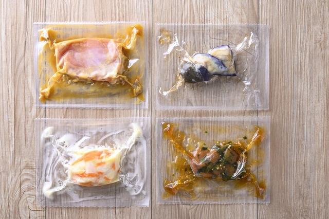 ④ 栄養バランス料理キット ウェルネスダイニング