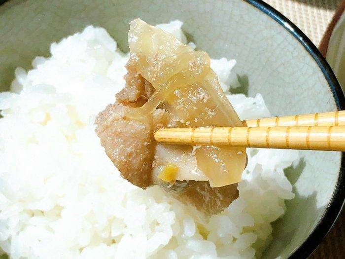 ウェルネスダイニング すき焼き風煮8