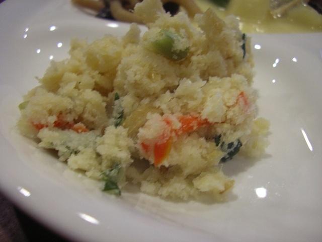 ウェルネスダイニング 鶏肉と野菜のクリームソース7