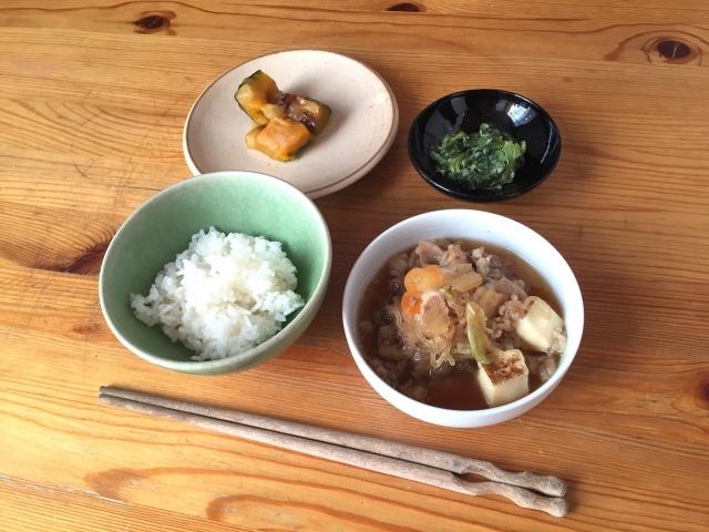 おまかせ健康三彩 すき焼き17