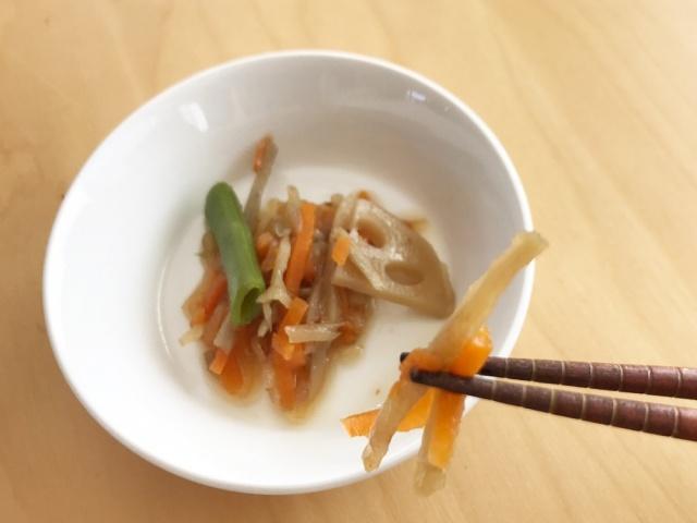 おまかせ健康三彩 鮭のチャンチャン焼き13