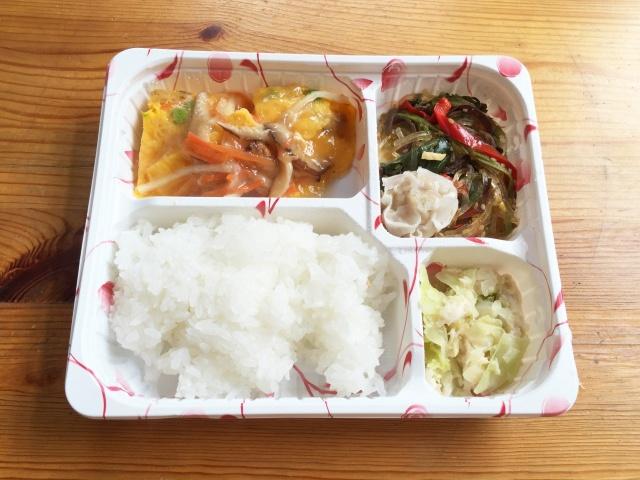 ニチレイフーズ たんぱく質制限食3