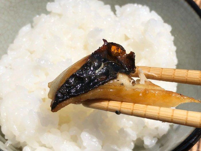 メディカルフードサービス 柚子香るさばの塩焼き19