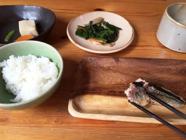 わんまいる 秋刀魚の塩焼き23