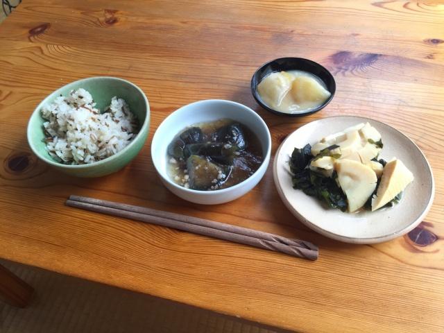 わんまいる 筍とわかめの煮物15