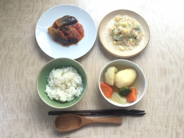 わんまいる たっぷり野菜の洋風煮(ポトフ)22