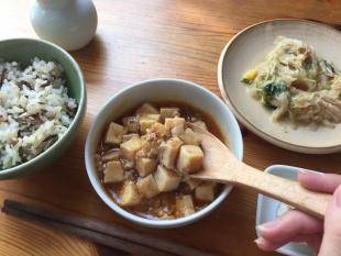 わんまいる 麻婆豆腐と焼売14