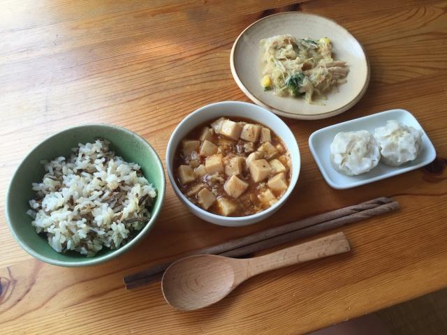 わんまいる 麻婆豆腐と焼売19