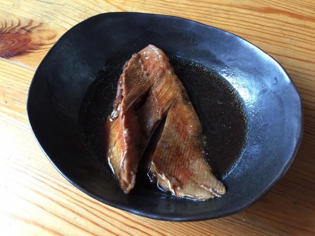 わんまいる 赤魚の煮つけ6