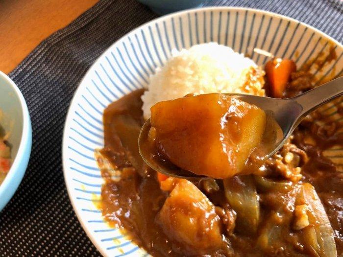わんまいる 北海道産じゃが芋と玉ねぎのビーフカレー12