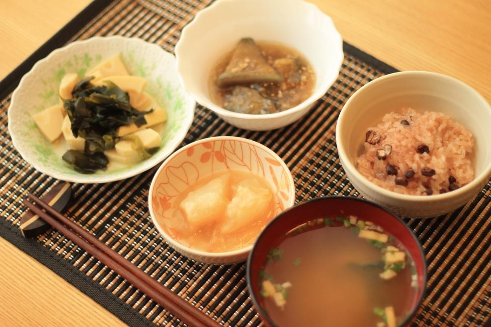わんまいる 国産筍とわかめの煮物9
