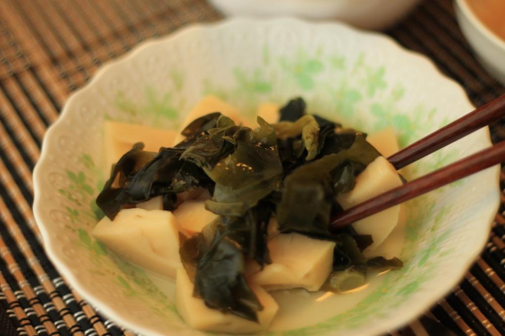 わんまいる 国産筍とわかめの煮物11