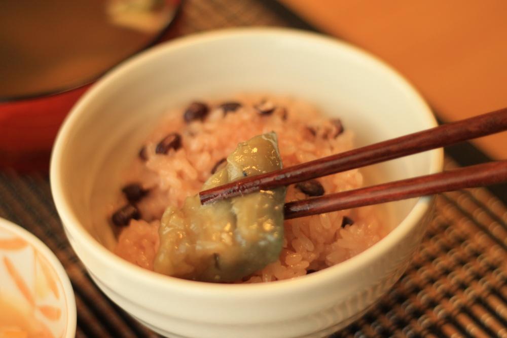 わんまいる 国産筍とわかめの煮物15