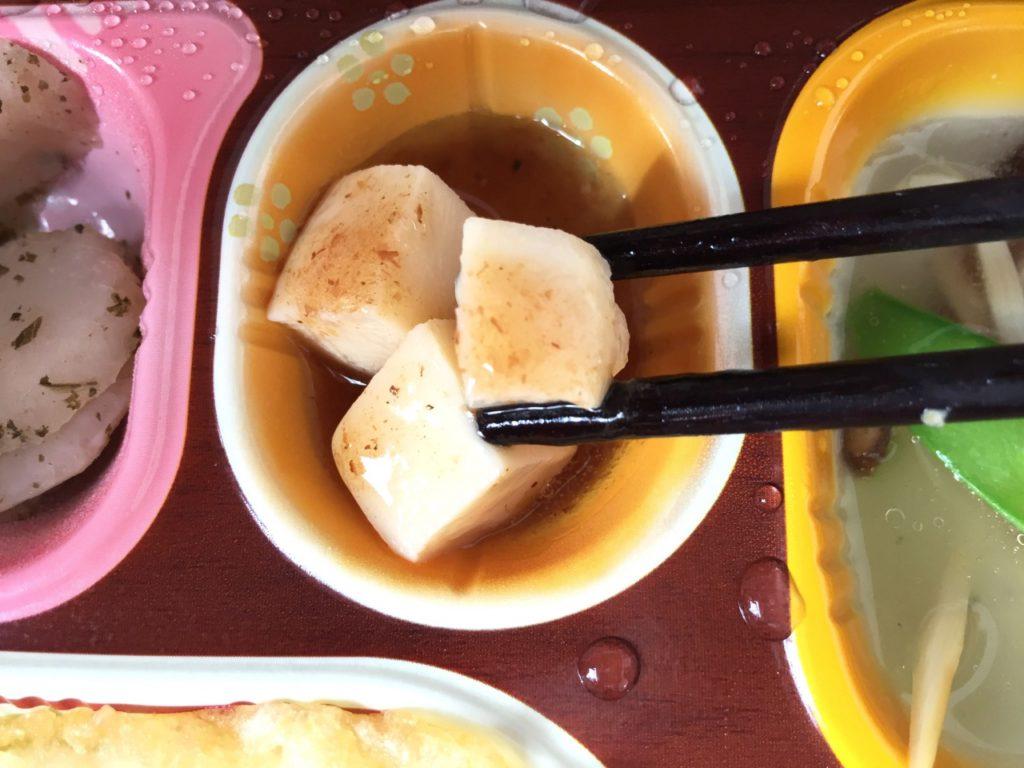 食宅便 魚介天ぷらと野菜のかき揚げ19