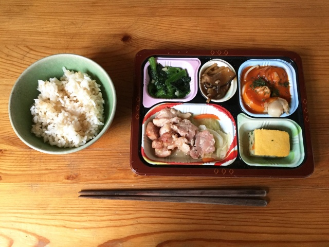 食宅便 魚介天ぷらと野菜のかき揚げ24