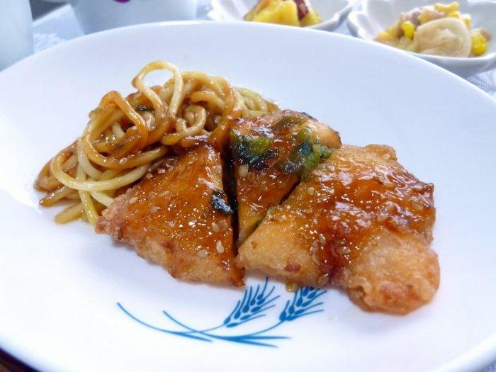 食宅便 鶏の唐揚げ22