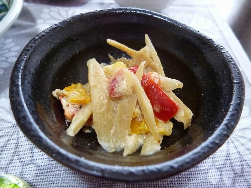 食宅便 鰺(あじ)の胡麻味噌焼き10
