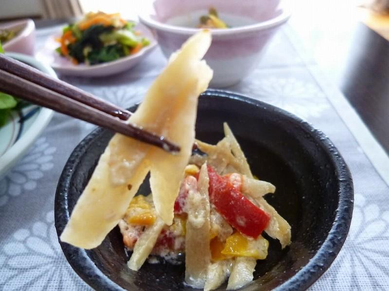 食宅便 鰺(あじ)の胡麻味噌焼き11