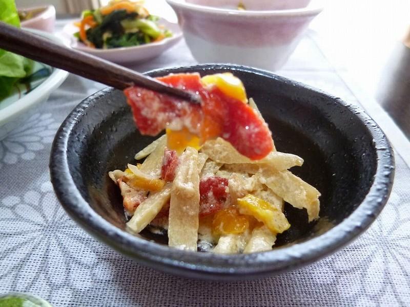 食宅便 鰺(あじ)の胡麻味噌焼き12