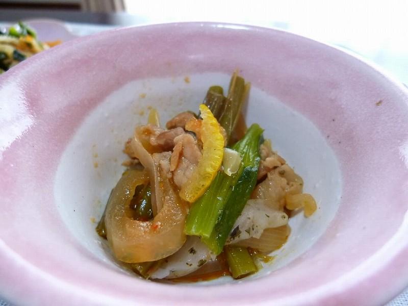食宅便 鰺(あじ)の胡麻味噌焼き21