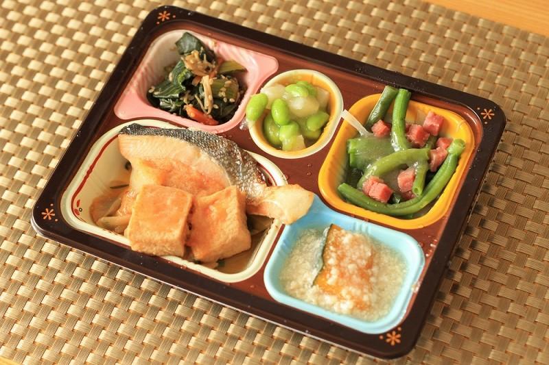 食宅便 鮭の豆乳チゲ5