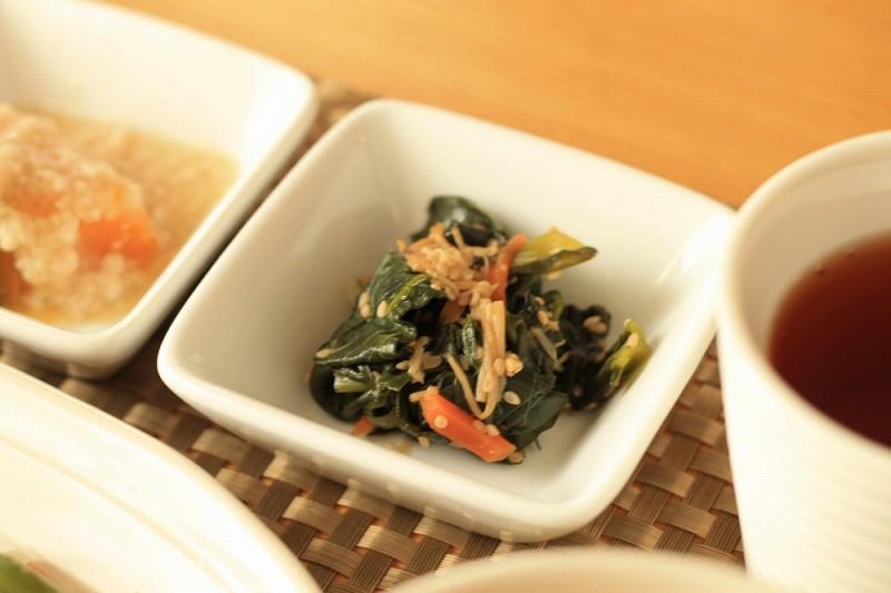 食宅便 鮭の豆乳チゲ9