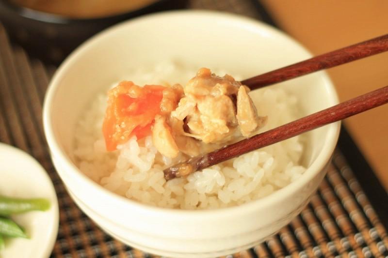 食宅便 鶏肉の胡麻味噌煮13