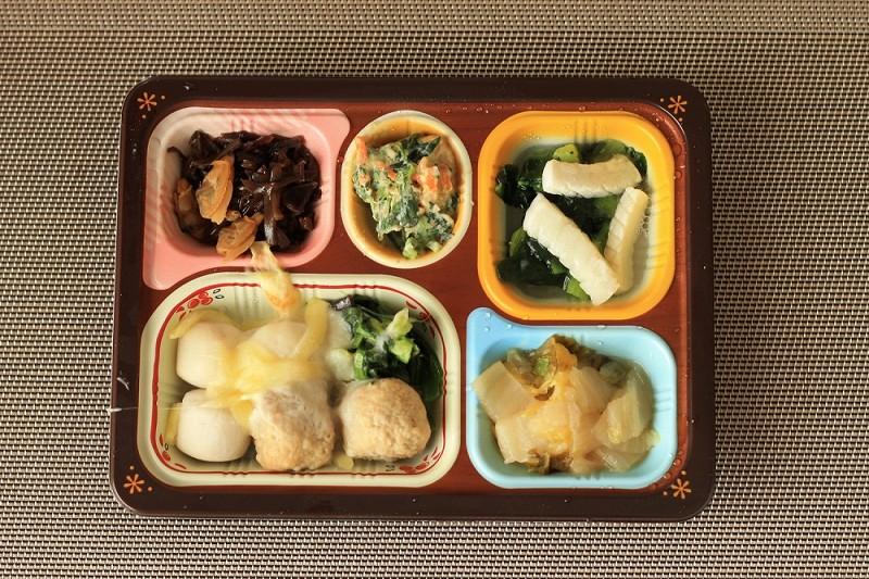 食宅便 里芋と肉団子の豆乳チーズ3