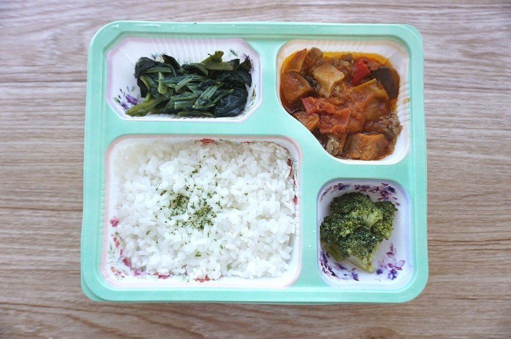 メディカルフードサービス 食事宅配8