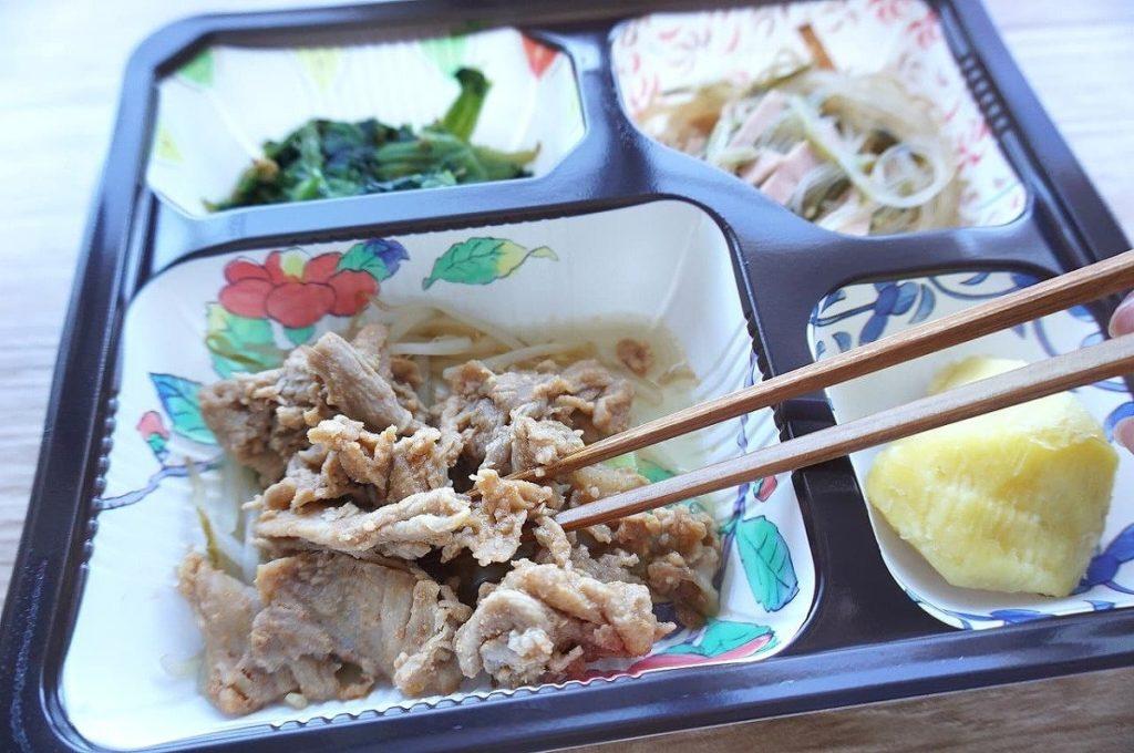 メディカルフードサービス 食事宅配9